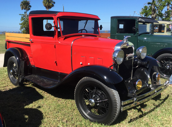 Model A Restorers Club At ClamJam Of SW FL Www - Naples antique car show 2018